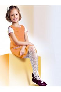 Детские узорчатые колготки Aleksandra Martynka Арт.: 9847