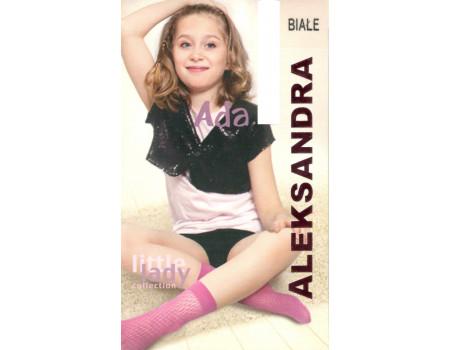 Капроновые детские носки Aleksandra Ada Арт.: 9700