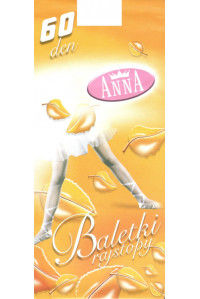 Капроновые детские колготы ANNA Baletki 60 Den Арт.: 6783