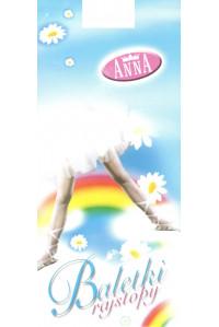 Капроновые детские колготы ANNA Baletki 30 Den Арт.: 6784