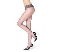 Колготки с силиконовым поясом MARILYN Erotic 30 vita bassa