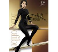 Плотные женские колготки GATTA Rosalia 100 den