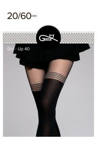 Колготки с имитацией GATTA Girl-UP 40