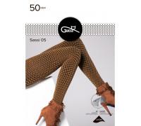 Колготки с узором GATTA Sassi 05