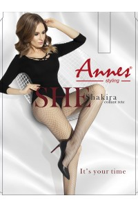 Колготки в сеточку ANNES Shakira collant rete