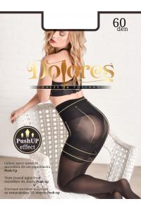 Колготки женские моделирующие DOLORES Push UP effect 60