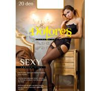 Колготки женские DOLORES Sexy 20 erotic line