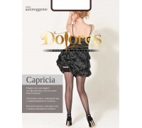 Чулки женские со швом DOLORES Capricia 20