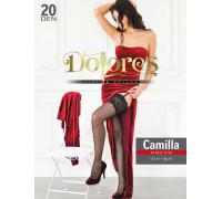 Чулки под пояс DOLORES Camilla 20 erotic line