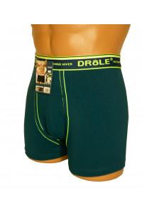 Хлопковые мужские боксеры Drole Арт: C1007