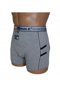 Хлопковые мужские боксеры на Drole Арт: C1086
