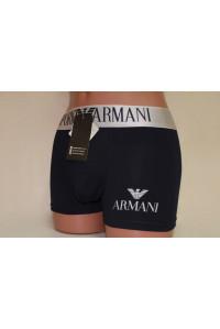 Стрейчевые мужские боксеры EMPORIO ARMANI Steel Арт: 39469