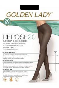 Колготки поддерживающие GOLDEN LADY Repose 20