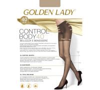 Колготки моделирующие GOLDEN LADY Control Body 40