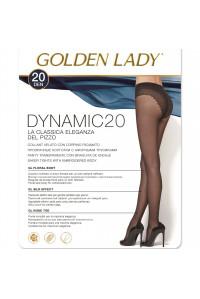 Колготки с ажурными трусиками GOLDEN LADY Dynamic 20