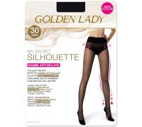 Бесшовные моделирующие колготки GOLDEN LADY My Secret Silhouette 30