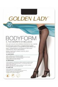 Колготки с моделирующими трусиками GOLDEN LADY Bodyform 20