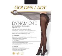 Колготки с ажурными трусиками GOLDEN LADY Dynamic 40