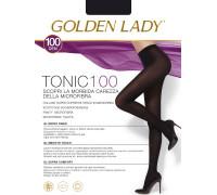 Колготки женские плотные GOLDEN LADY Tonic 100