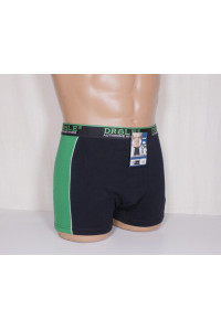 Хлопковые мужские боксеры на Drole Арт: C1002