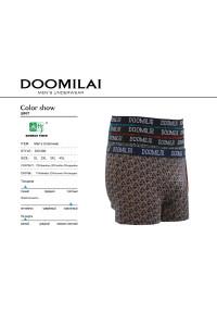 Стрейчевые бамбуковые мужские боксеры Doomilai Арт: D01280