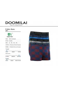 Стрейчевые бамбуковые мужские боксеры Doomilai Арт: D01252