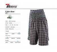 Хлопковые мужские семейные шорты Indena Арт:5503