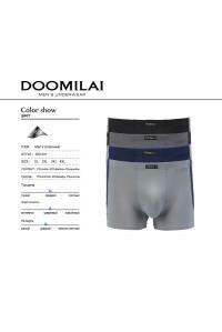 Стрейчевые бамбуковые мужские боксеры Doomilai Арт: D01431