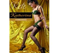 Чулки женские в среднюю сетку Katherina Rete Calze