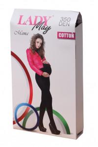 Колготки женские LADY MAY Mama Cotton 350