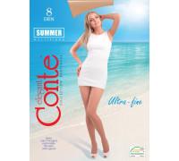 Ультратонкие колготки CONTE Summer 8