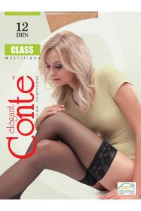 Чулки женские CONTE Class 12