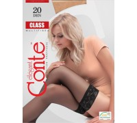 Чулки женские CONTE Class 20