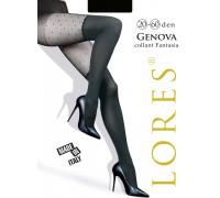 Колготки с имитацией чулок LORES Genova 20-60 den