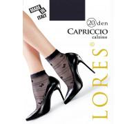 Носки женские с узором LORES Capriccio calzino 20