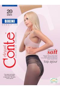 Колготки с имитацией CONTE Bikini 20