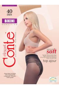 Колготки с имитацией CONTE Bikini 40