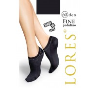 Носки женские с узором LORES Fine calzino
