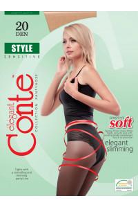 Колготки моделирующие CONTE Style 20