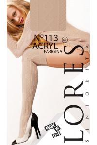 Заколеновки плотные Lores parigina acryl №113