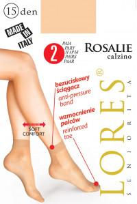 Носки женские LORES Rosalie 15