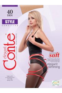 Колготки моделирующие CONTE Style 40