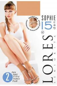 Носки женские LORES Sophie 15