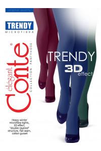 Колготки классические из микрофибры CONTE Trendy 150