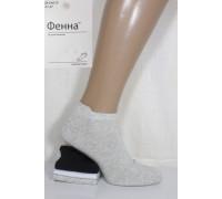 Стрейчевые мужские носки ФЕННА короткие Арт.: GH-A019 / Упаковка 10 пар /