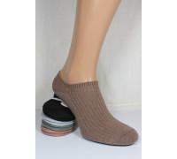 Стрейчевые женские носки ШУГУАН с просиликоненным задником Арт.: B2564