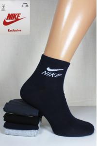 Стрейчевые мужские носки NIKE / 1050 / средней высоты Арт.: 683699-55
