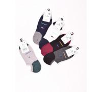 Стрейчевые мужские носки КОРОНА ультракороткие Арт.: AY108-3