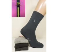 Махровые мужские носки ШУГУАН высокие Арт.: 9132 / Упаковка 12 пар /