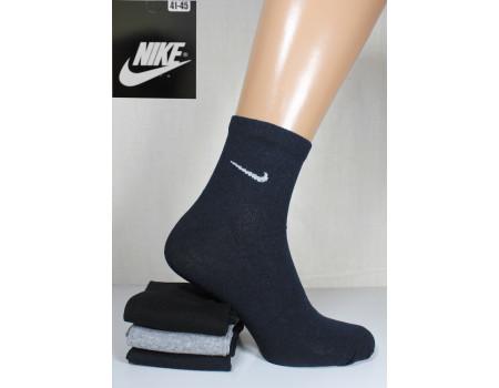 Стрейчевые мужские носки NIKE / 1047 / средней высоты Арт.: 683699-35
